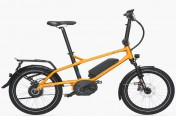 Stromrad Modell 2015 | Riese und Müller PONY nuvinci beltdrive